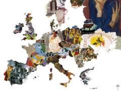 El mapa con la mejor obra de Picasso que hay en cada país europeo