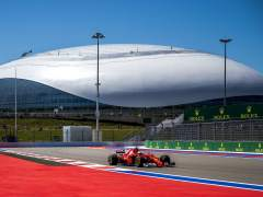 Ferrari manda: Vettel y Raikkonen salen primero y segundo en Sochi