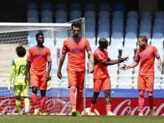 El Granada desciende a Segunda División tras perder en Anoeta