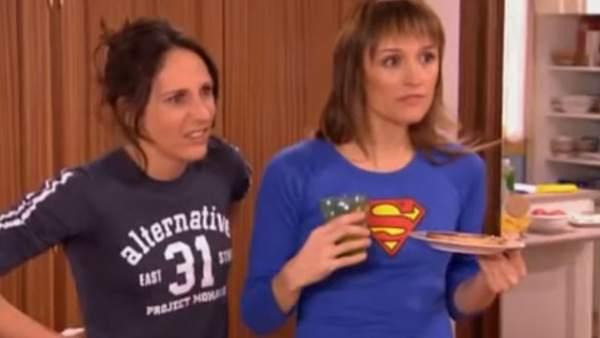 Malena Alterio y Laura Pamplona