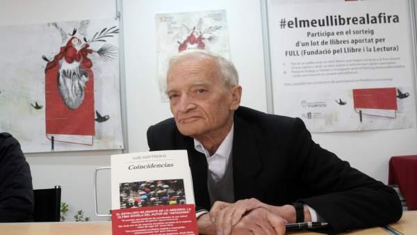 El autor ha visitado la 52 Fira del Llibre de València