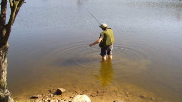 Un Pescador.