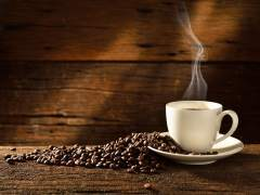 Café, taza.