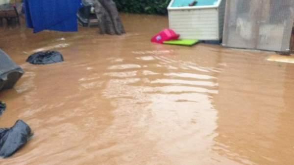 Mijas protectora inundaciones 2016 riadas temporal