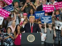 Trump contraprograma la cena de corresponsales de la Casa Blanca