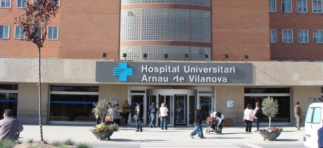 Hospital Arnau de Vilanova de Lleida