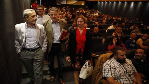 El Ayuntamiento de Sevilla realiza más contrataciones con planes de empleo