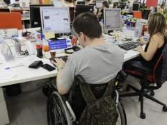Tres de cada cuatro personas con discapacidad no está trabajando