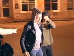 La pareja retenida en Turquía llega a Málaga