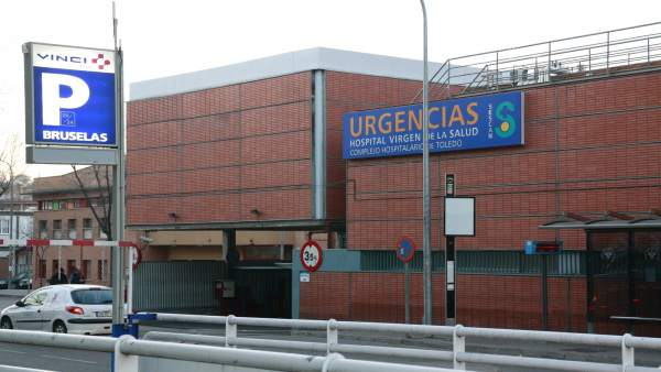 Hospital, Virgen de la salud, Toledo, Urgencias, Pacientes, Médicos, Sanidad