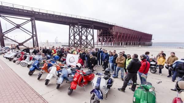 IV Rallye Scooter Club Almería
