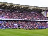 Valladolid.- Estadio José Zorrilla