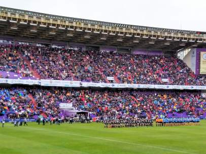 Valladolid.- Estadio José Zorrilla