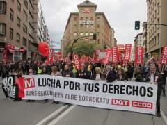 Horarios y recorridos de las manifestaciones del 1 de mayo