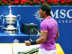 Rafa Nadal consigue su décimo trofeo Conde de Godó
