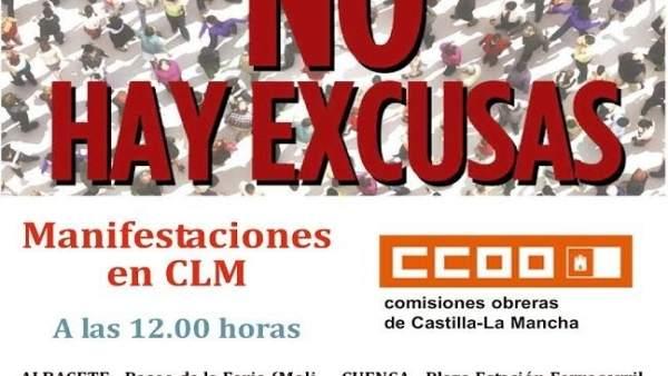Manifestación 1 de mayo