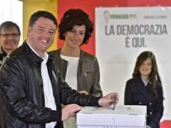 Matteo Renzi gana las primarias del PD italiano