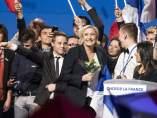 Mitin de Marine Le Pen