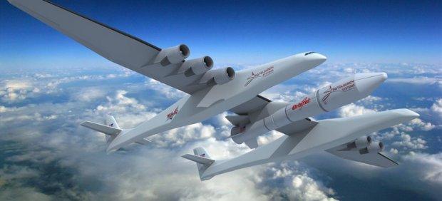 El avión más grande del mundo no llevará pasajeros