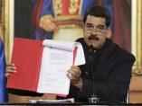 Maduro convoca a una Asamblea Constituyente