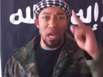 rapero terrorista Estado Islámico