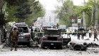 Al menos nueve muertos en un atentado en Kabul