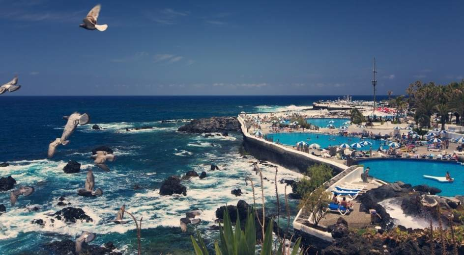 El turismo crece un 2 8 en el puerto de la cruz tenerife - Coches de alquiler en puerto de la cruz tenerife ...