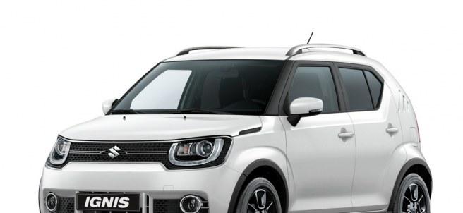 Suzuki Ignis 1.2 SHVS GLX