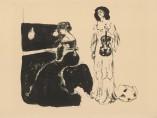 Edvard Munch, Geigenkonzert, 1903