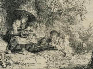 Las virtudes musicales del dibujo y la pintura