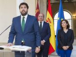 Murcia tiene nuevo presidente