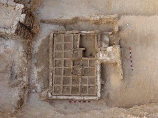 Un jardín funerario de hace 4.000 años