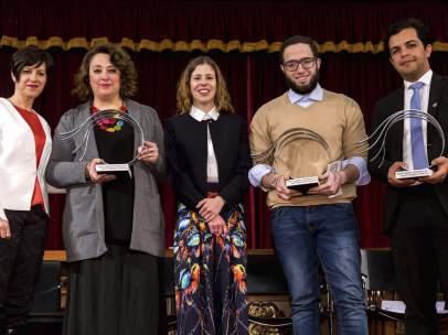 Entrega de los premios Llibertat d'Expressió 2017