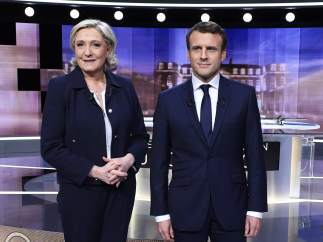 Debate Macron-Le Pen