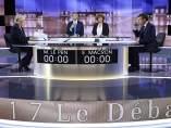 Debate Le Pen-Macron