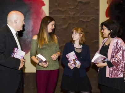 Alexandra Roma, Premio Literario 'la Caixa / Plataforma de novela juvenil