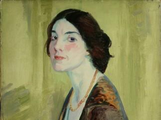 John Sloan (1871–1951) - Henrietta Mayer, White Skin, 1913