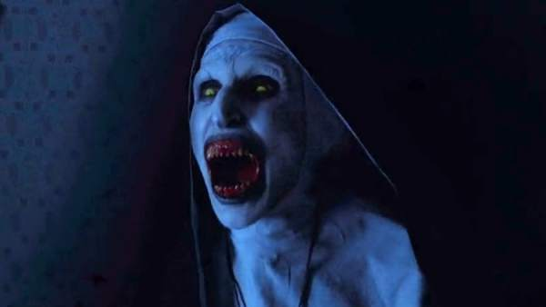 The Nun, spin-off de Expediente Warren