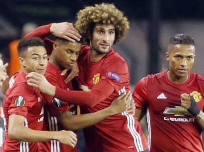 Gol del Manchester United