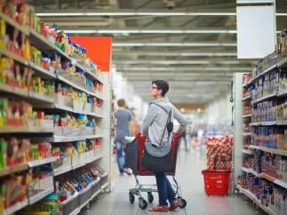 Supermercado, compra
