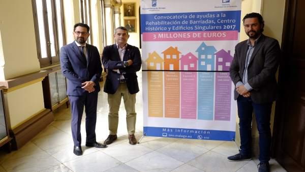 El Ayuntamiento De Málaga Informa: El Ayuntamiento Impulsa La Nueva Convocatoria