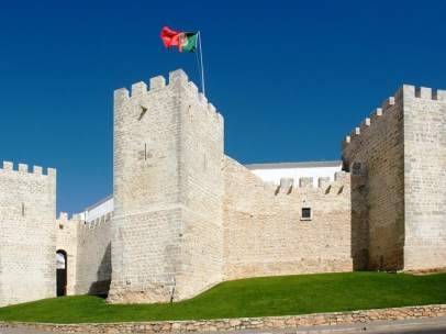 Algarve: castillo de Loulé