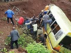Accidente Tanzania