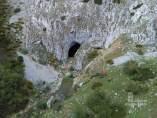 Rescate de una senderista en La Cueva del Cobre