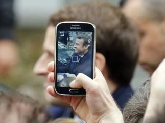 Capturando a Macron