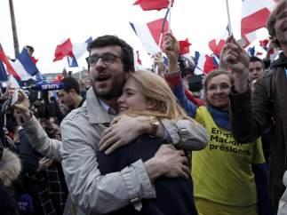 Segunda vuelta de las elecciones en Francia