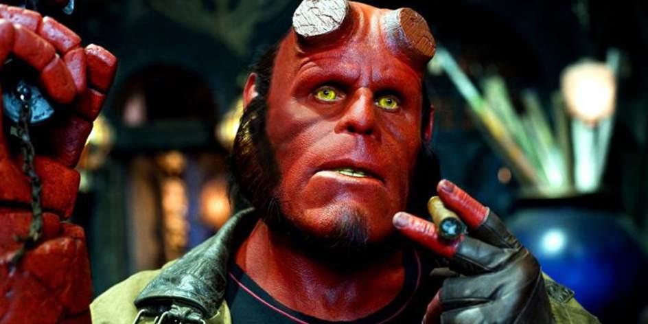 Resultado de imagen para Hellboy peli