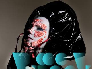 Björk en sesión Dj Set