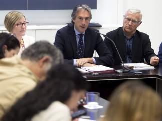Acuerdo para desbloquear las obras del Parque Central de València