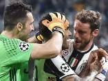 Gol de Alves para la Juventus